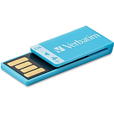 Verbatim 4GB Clip It USB Flash