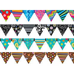 Creative Teaching Press Border Pack Pennant