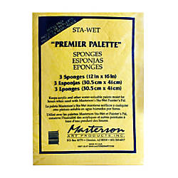 Masterson Premier Acrylic Paper And Sponge