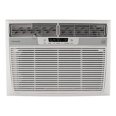 Frigidaire FFRE1533S1 Window Air Conditioner - Cooler - 4396.07 W Cooling Capacity - 900 Sq. ft. Coverage - Yes - Yes - White