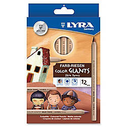 Lyra Color Giants Skin Tone Pencils