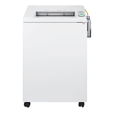 ideal.™ 4002 Shredder, 26 Sheet, Cross-Cut, IDEDSH0393OH