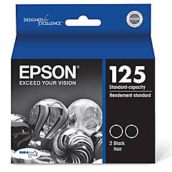 Epson 125 T125120 D2 DuraBrite Ultra