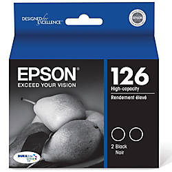 Epson 126 DuraBrite Ultra High Capacity