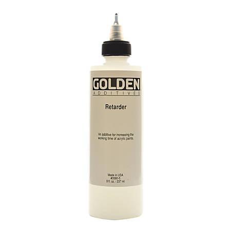 Golden Acrylic Retarder, 8 Oz
