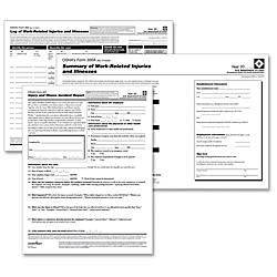 ComplyRight OSHA Forms Bundle