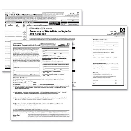 ComplyRight™ OSHA Forms Bundle