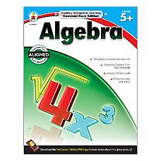 Carson Dellosa Kelley Wingate Algebra Grades