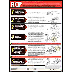ComplyRight CPR Spanish Poster