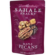 Sahale Snacks Premium Blend Maple Pecans