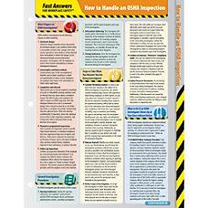 ComplyRight OSHA Inspection Card