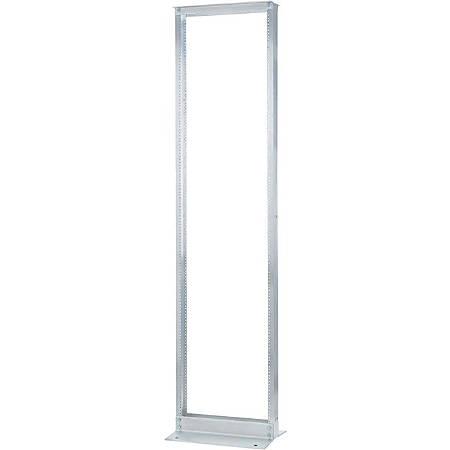 C2G 45U 2-Post Open Frame Rack (TAA Compliant) - Aluminum