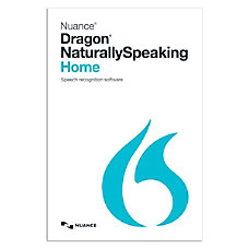 Nuance Dragon NaturallySpeaking 13 Home For