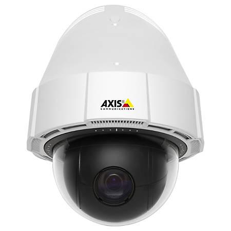 AXIS P5415-E Network Camera - Color, Monochrome