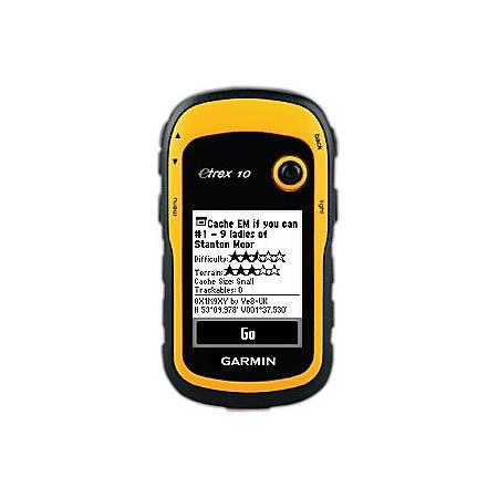 GARMIN GPS, ETREX 10 WORLDWIDE