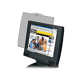 Fellowes LCD Screen Protector 17 Clear