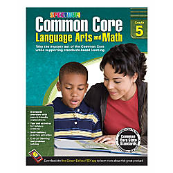 Spectrum Common Core Language Arts And