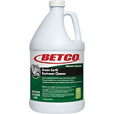 Green Earth Restroom Cleaner Concentrate Liquid