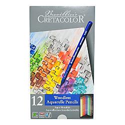 Cretacolor Aqua Monolith Pencils Set Of