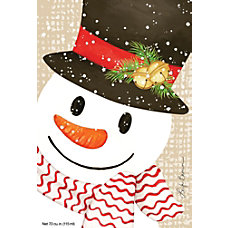 Fresh Scents Envelope Sachet Crafty Snowman