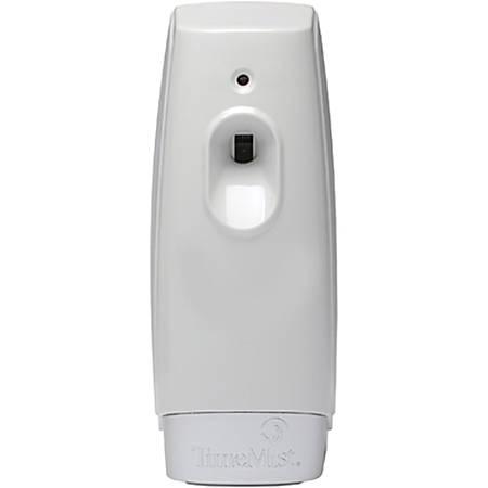 TimeMist Settings Air Freshener Dispenser - 30 Day(s) Refill Life - 2 x AA Battery - 1 Each - White