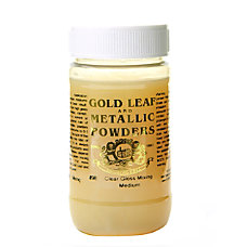 Gold Leaf Metallic Co Metallic Mixing