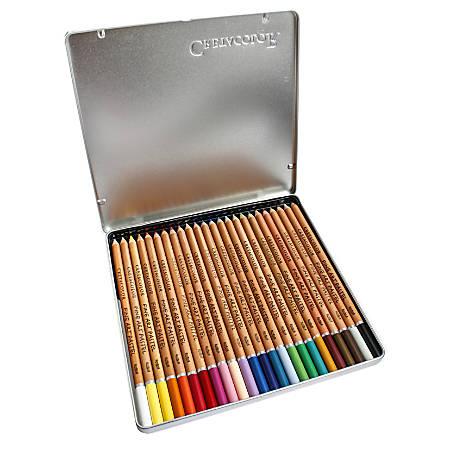 Cretacolor Pastel Pencils, Set Of 24 Pencils