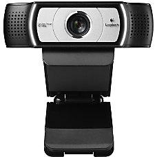 Logitech C930e Webcam 30 fps USB