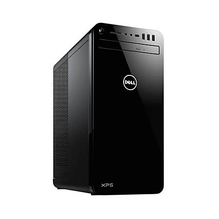 Dell XPS 8930 Desktop PC, 8th Gen Intel® Core™ i7, 8GB Memory/16GB Intel® Optane™ Memory, 1TB Hard Drive, Windows® 10 Home