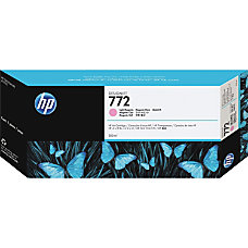 HP 772 300 ml light magenta