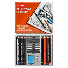 Derwent Sketching Pencil Collection Set Of