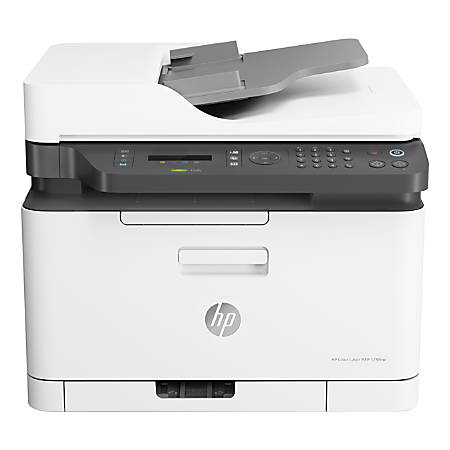 HP Color Laser MFP 179fnw All-In-One Printer, Scanner, Copier, Fax Item #  4852628