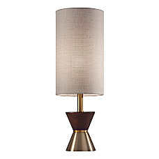 Adesso Carmen Table Lamp 23 H
