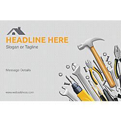 Custom Poster Repair Tools Horizontal