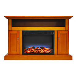 Cambridge Sorrento Electric Fireplace With Multicolor