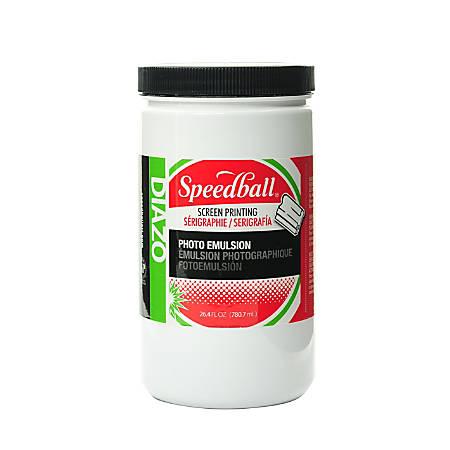 Speedball Diazo Photo Emulsion System, Photo Emulsion, 26.4 Oz