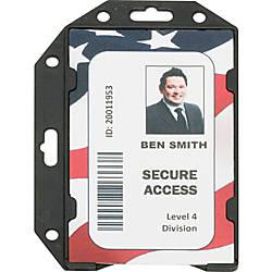 SKILCRAFT RFID Shielded ID Card Holder