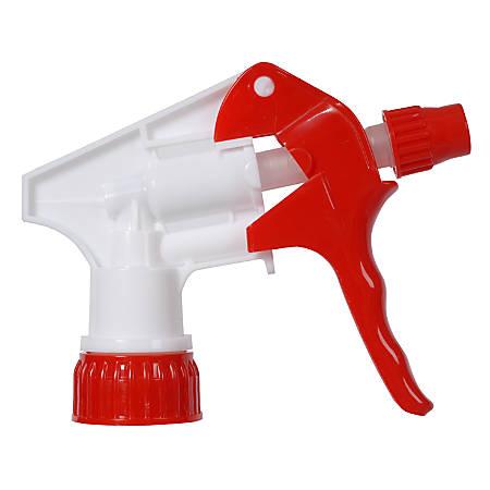 "Continental Multi-Purpose Pro Spray Bottle Trigger, 9 3/4"" Dip Tube, Red/White"