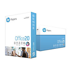 HP Office Ultra White Paper Letter