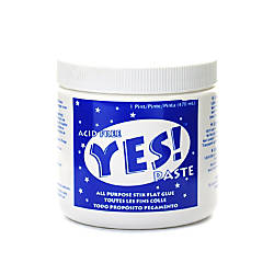 Yes Glue Paste 16 Oz Pack