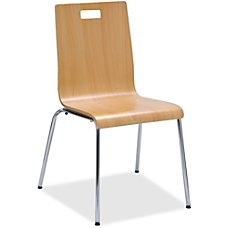 Lorell Bentwood Cafe Chair 34 H