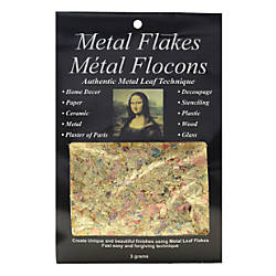 Mona Lisa Metal Flakes 3 Grams