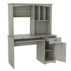 Inval Bandya Computer DeskWorkcenter With Hutch