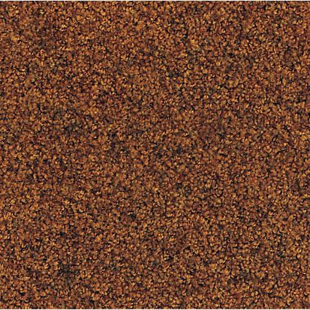 The Andersen Company Stylist Floor Mat, 4' x 8', Browntone