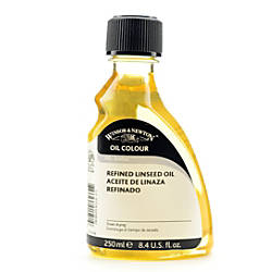 Winsor Newton Linseed Oil Refined 250