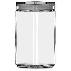 Office Settings Glass Jar 2 Quart