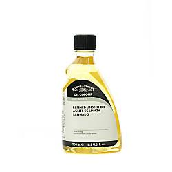 Winsor Newton Linseed Oil Refined 500mL