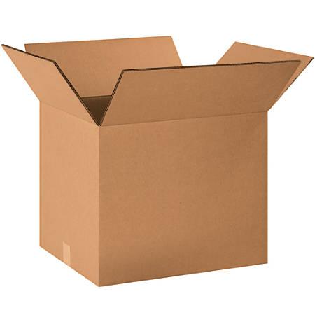 "Office Depot® Brand Double-Wall Heavy-Duty Corrugated Cartons, 40"" x 30"" x 30"", Kraft, Box Of 5"