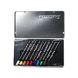 Cretacolor AquaStic Oil Pastels Assorted Set