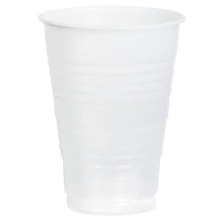 Dart® Conex® Galaxy Polystyrene Cold Cups, 12 Oz, Clear, Pack Of 1,000 Cups